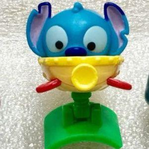 Disney Tsum Tsum Stitch mini figure